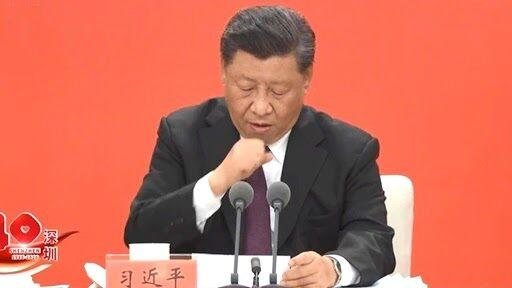 Xi Jinping 'Coughs' Frequently During His Speech at Shenzhen Event, Chinese President Sparks Health Fears Amid COVID-19 Pandemic