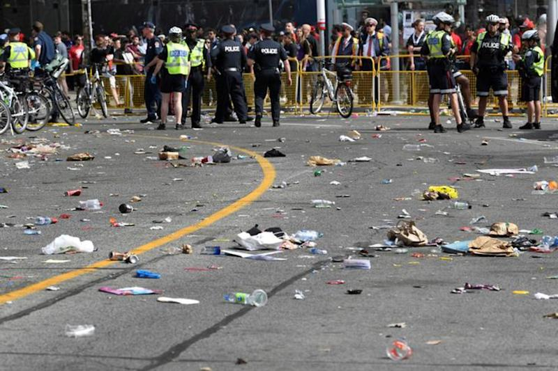 Four Injured in Canada as Gunman Opens Fire During Raptors' Victory Parade Attended by Trudeau