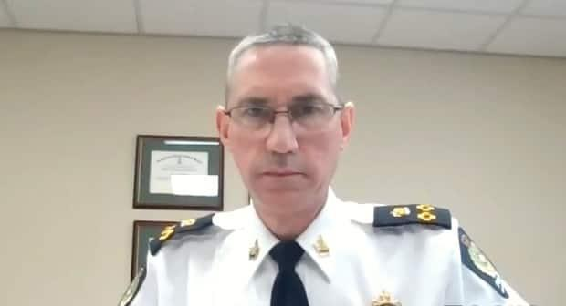 Mayor Amanda McDougall says CBRM has been lucky to have Deputy Chief Robert Walsh as acting chief of the Cape Breton Regional Police Service.