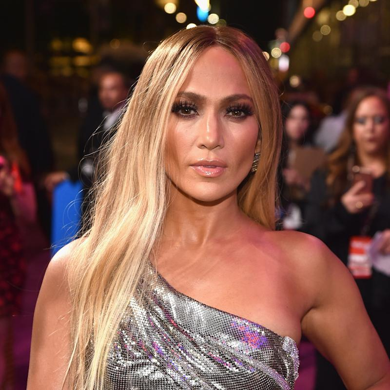 Jennifer Lopez Wore Nearly $2 Million in Diamonds Last Night—Including a Pair of Earrings So Special, They're the Only Pair That Exists