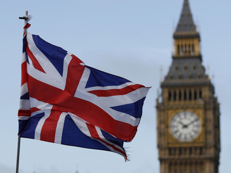"""Under Slovakian law, the terms """"Britain"""" and """"Great Britain"""" are illegal: REUTERS/Stefan Wermuth"""