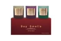 <p>This festively packaged votive trio from cult-favorite candle brand Boy Smells is the perfect holiday gift for anyone on your list.</p>