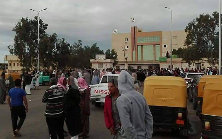 Militants set off a bomb and opened fire at theAl Rawdah mosque - Rassad News N