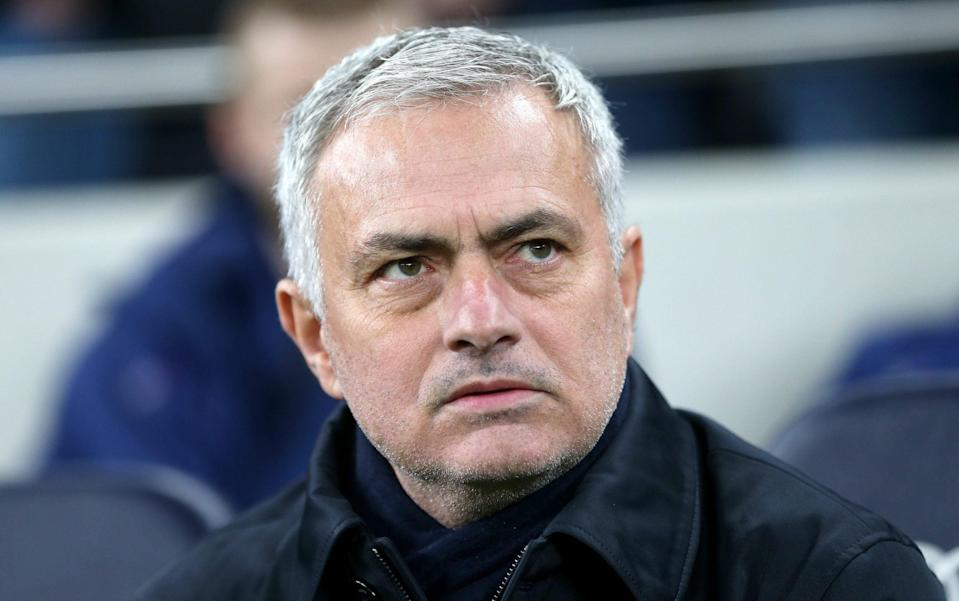 """""""I think we coaches, we should all behave in the same way in relation to transfers,"""" Tottenham manager Jose Mourinho said. - Tottenham Hotspur FC"""