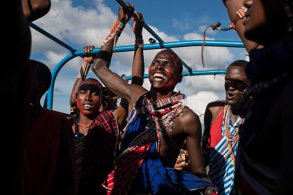 <p>The Maasi Olympics put conservation first while preserving traditions</p>Waterbear