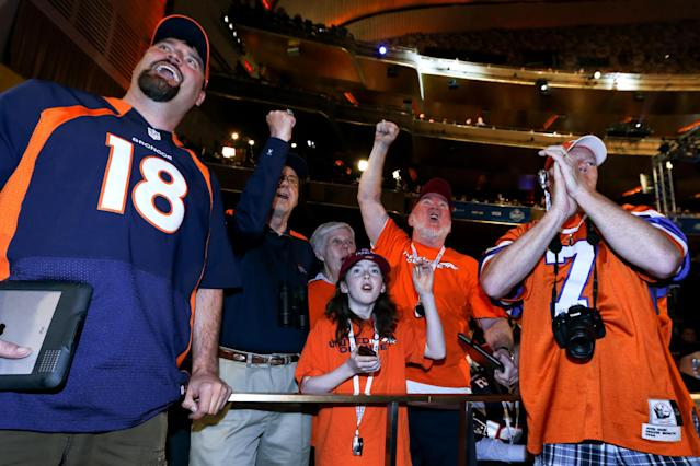 Goodell says Chicago, Los Angeles could be players for 2015 NFL draft