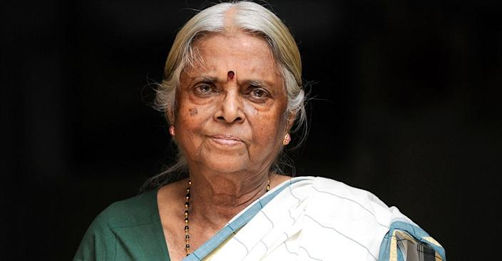 Sugathakumari had been influential in the field of Malayalam literature and in social and environmental activism   Image credit: Manorama Online