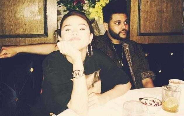 Selena and The Weeknd are #couplegoals. Source: Instagram