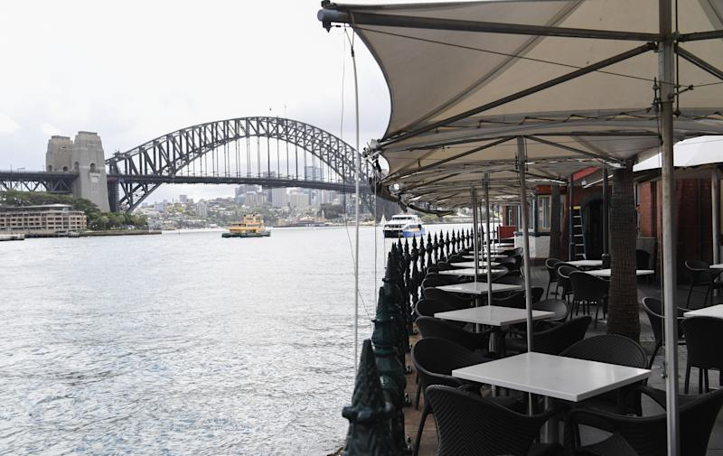 Australia state eases COVID-19 rules for bars, restaurants