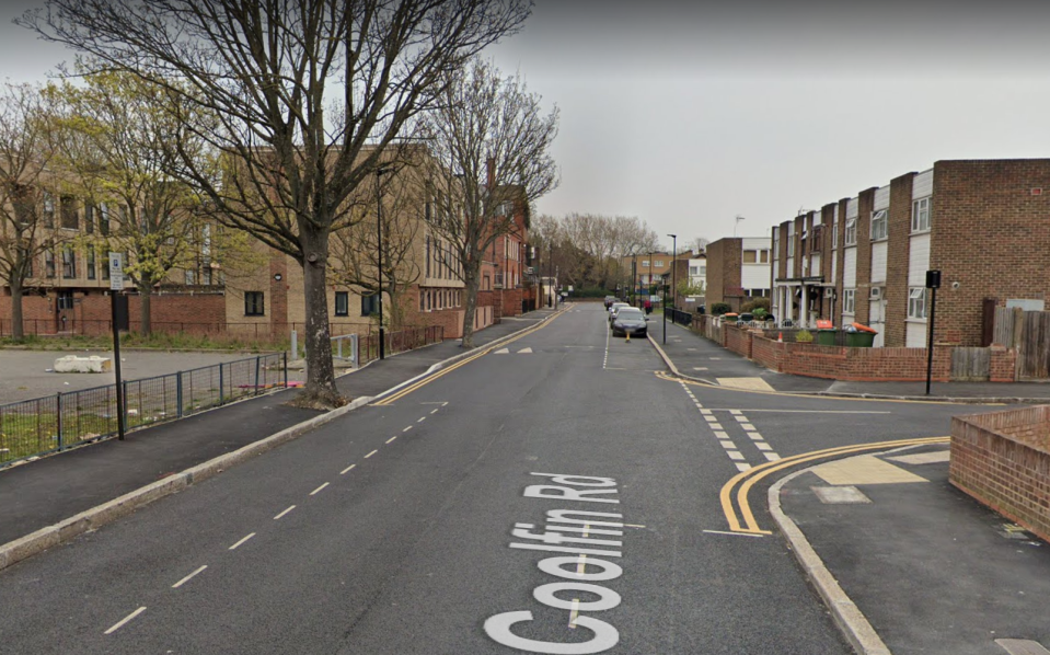 The teenager was stabbed to death on Coolfin Road in broad daylight