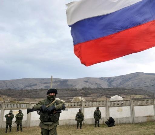 Ukraine says Russia must cede border by end of year