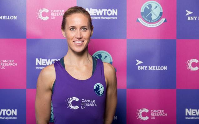 Helen Glover won Olympic gold with partner Heather Stanning at London 2012 and Rio 2016 - News Scan