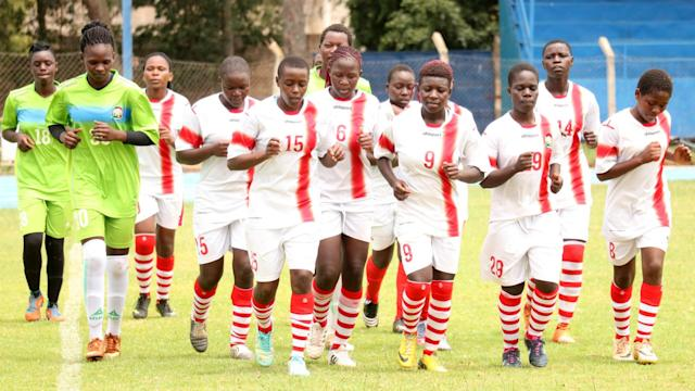Starlets, who eliminated neigbours Uganda in the previous round, will face the West African side on June 6 in Machakos