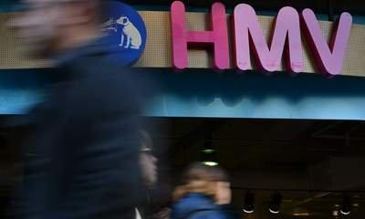 HMV Tops Physical Music Sale Charts Once More