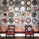 <p>Pentreath and Hall is one of London's hidden gems when it comes to homeware. Their vibrant prints and quirky home furnishings are definitely one to know about. [Photo: Pentreat and Hall] </p>