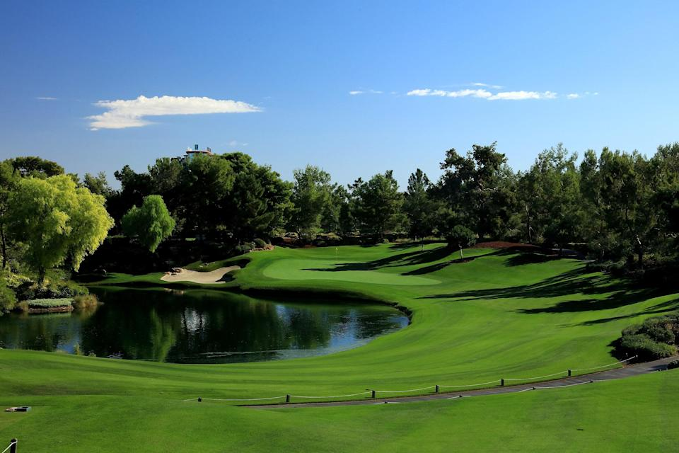 "<p><strong>Let's start big picture here.</strong><br> The gorgeous golf course at <a href=""https://www.cntraveler.com/hotels/united-states/las-vegas/wynn-and-encore-las-vegas?mbid=synd_yahoo_rss"" rel=""nofollow noopener"" target=""_blank"" data-ylk=""slk:Wynn Las Vegas"" class=""link rapid-noclick-resp"">Wynn Las Vegas</a> is one of the industry's landmarks. Although it almost made the chopping block at the hand of Steve Wynn, before he left the resort, it was revived by current leadership and has been redesigned by Tom Fazio and his son, Logan, who reinvented all 18 holes. The course has also been reconfigured to take even better advantage of the showpiece: the 35-foot-high, 100-foot-wide waterfall. A number of rooms and suites—plus the resort's Fairway Villas—have spectacular views over the lush, green space, which is as transporting as parks get in a place like Las Vegas. Redesign aside, the land has a lot of history; formerly part of the Desert Inn, it was the site of the first golf course in Las Vegas. It was frequented by Rat Pack members as well as golf legends like Arnold Palmer, Jack Nicklaus, and Greg Norman.</p> <p><strong>What's must-see here?</strong> The main attraction here is that waterfall.</p> <p><strong>Was it easy to get around?</strong><br> The Fazio team has navigated the large course a bit farther away from the hotel, expanding it to unused acres on the property. New amenities such as revved-up food and beverage delivery service should make it even more glamorous.</p> <p><strong>Anything else to know?</strong> Greens fees here are $550—golf fanatics will have to decide whether or not that's worth the splurge. But if you're in for the ultimate luxury, you'll love it here.</p>"