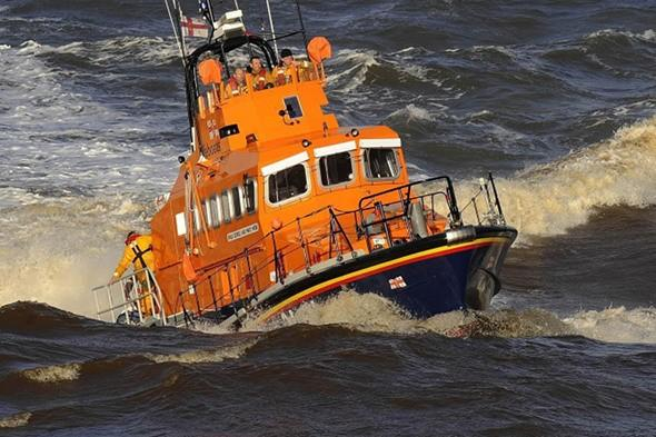 Three-year-old boy dies after being swept into sea
