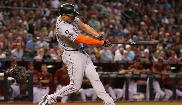 MLB: Homeruns 58 und 59! Stanton on fire!
