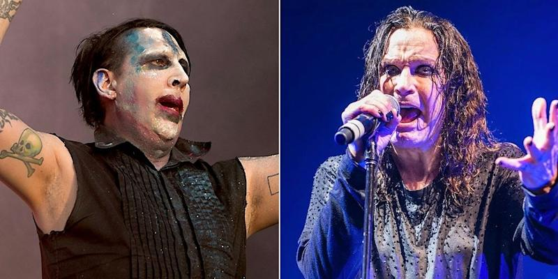 Marilyn Manson to support Ozzy Osbourne on 2020 North American tour