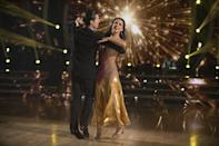 "<p>The show's producers told <a href=""https://www.glamour.com/story/dancing-with-the-stars-spoilers"" rel=""nofollow noopener"" target=""_blank"" data-ylk=""slk:Glamour"" class=""link rapid-noclick-resp"">Glamour</a> that there's a lot that doesn't make it onto TV, but the stars opening up to viewers is one of the key parts of the show. ""You have to open yourself up to the process. Seeing Maks [Chmerkovskiy] at his most vulnerable with Meryl [Davis] made people want to see his journey,"" executive producer Joe Sungkur said.</p>"