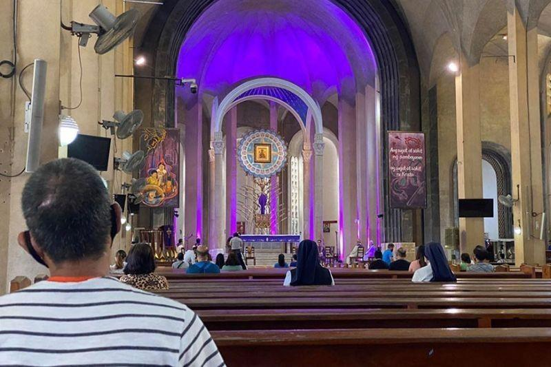 EXPLAINER: If a church seats more than 10 people at mass, Cebu Province won't mind