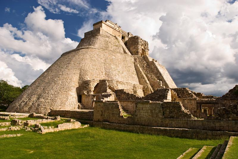 Pre-Columbian influences in Mexico—one of Travel Wright's 2020 destinations.