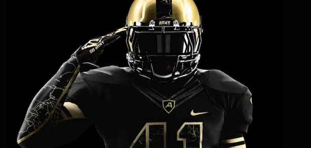 Army unveils WWII-inspired uniforms for the Army-Navy game 12c75ac22
