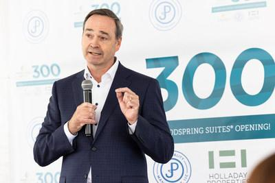 Patrick Pacious, President and CEO, Choice Hotels