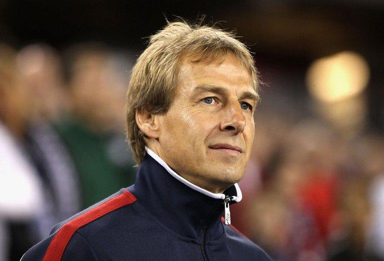 Head coach Jurgen Klinsmann of USA on January 21, 2012 in Glendale, Arizona