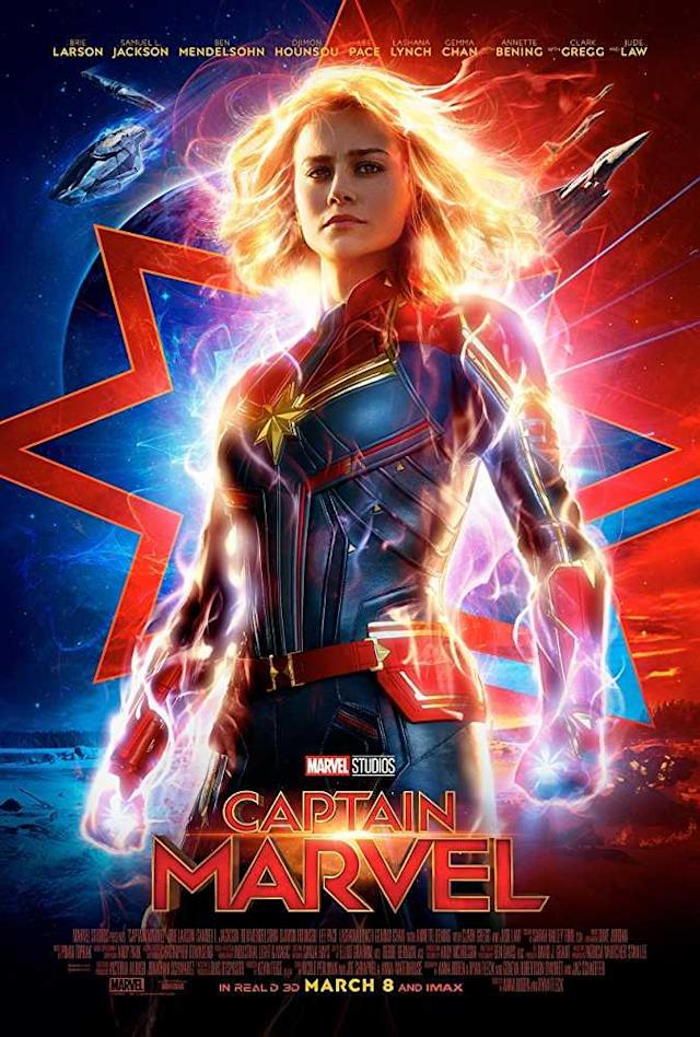 Marvel introduced its first women-led superhero film from the franchise, Captain Marvel. Released in cinemas March 8th 2019 on International Women's Day, actress Brie Larson was the force behind the female-powered film, who essayed the titular role.
