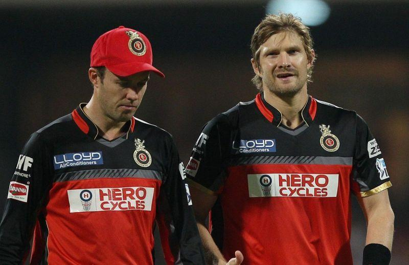 Shane Watson and AB De Villiers are the best internationally retired cricketers in the entire league