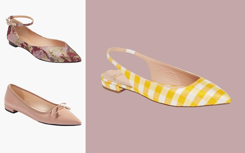 7c4d7fb8a 13 Dressy Flats That Are Much More Comfortable Than Heels