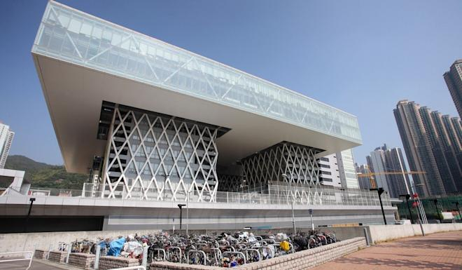 The Hong Kong Design Institute in Tseung Kwan O, where the teen was enrolled. Photo: Paul Yeung