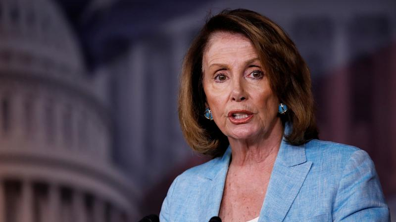 Nancy Pelosi Says Trump Promised Her He'd Sign The Dream Act