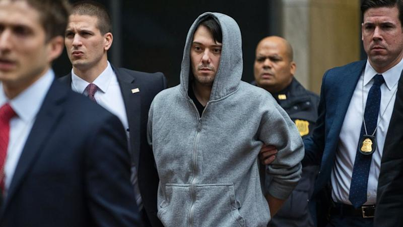 Pharma CEO Martin Shkreli Resigns After Being Charged in Fraud Case
