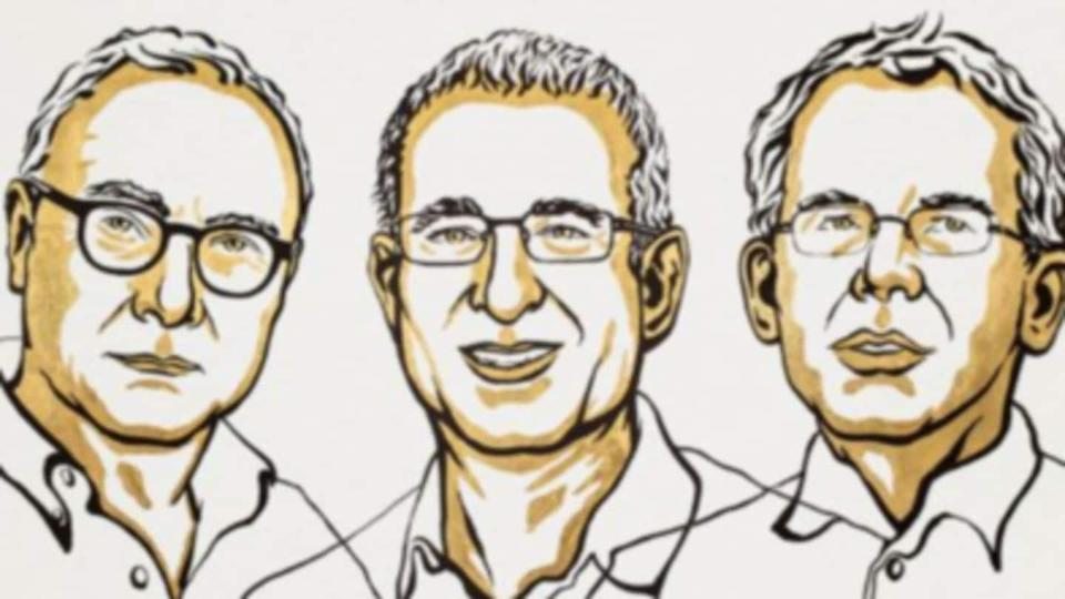 Card, Angrist, and Imbens win 2021 Nobel Prize in Economics