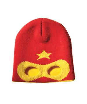"""<div class=""""caption-credit""""> Photo by: Jens Mortensen</div><b>Me in Mind Hero Beanie</b> <p> It's a bird! It's a plane! It's perfect for keeping your favorite superhero warm-and incognito. <br> <br> <b>To buy:</b> $18, <a href=""""http://www.psychobabyonline.com/cart/7976/34818/Me-In-Mind-Hero-Beanie-Red-and-Yellow/"""" rel=""""nofollow noopener"""" target=""""_blank"""" data-ylk=""""slk:psychobabyonline.com"""" class=""""link rapid-noclick-resp"""">psychobabyonline.com</a>. </p>Jens Mortensen"""
