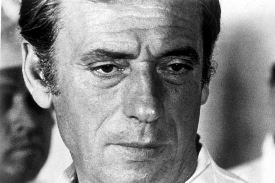 'He lives': Yves Montand as the ill-fated Deputy