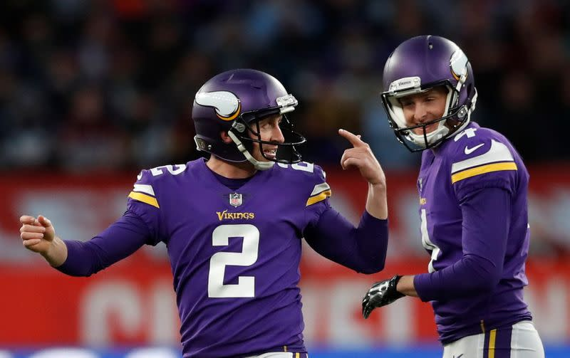 Minnesota Vikings vs Cleveland Browns - NFL International Series