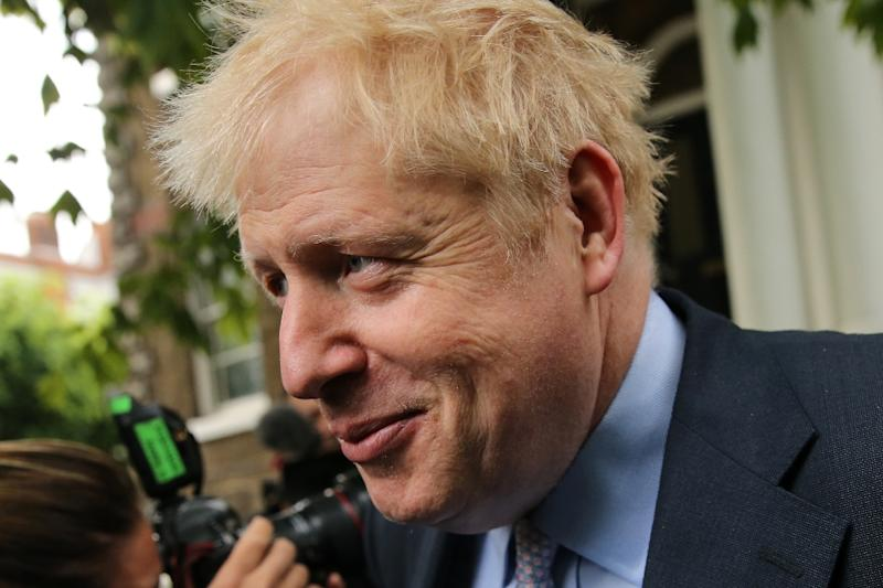 Boris Johnson is the frontrunner to replace Theresa May as prime minister (AFP Photo/ISABEL INFANTES)