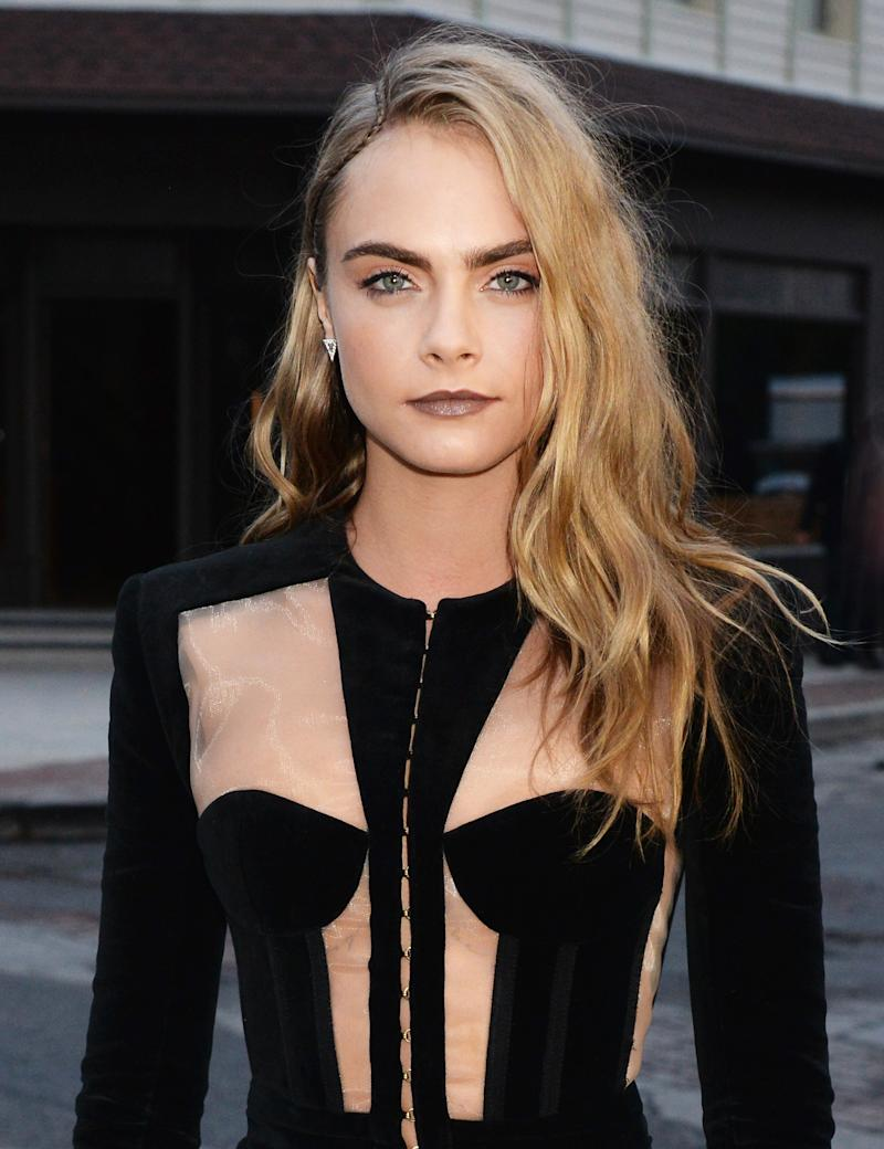 25 Times Cara Delevingne Made Us Rethink Ever Touching Our Eyebrows Again