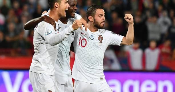 Foot - L. nations - POR - Ligue des nations : le Portugal avec Cristiano Ronaldo pour affronter la France