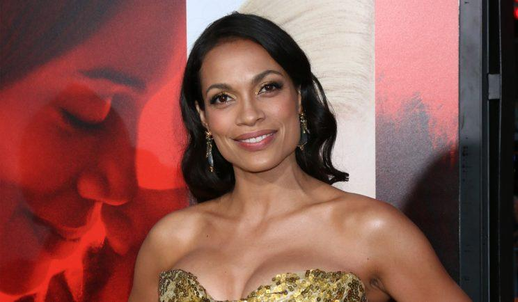 Rosario Dawson in talks for New Mutants - Credit: WENN