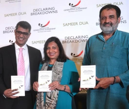 mohandas pai, kiran mazumdar shaw, harsh goenka, harsh mariwala, india inc