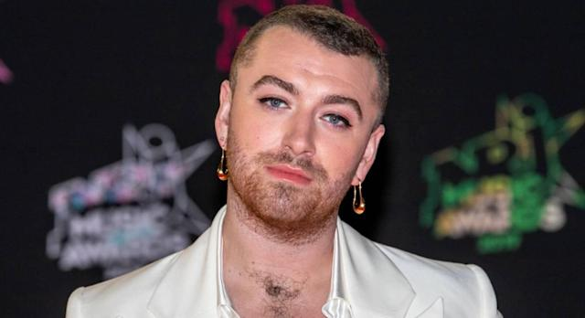 Sam Smith stole the show. (Getty Images)