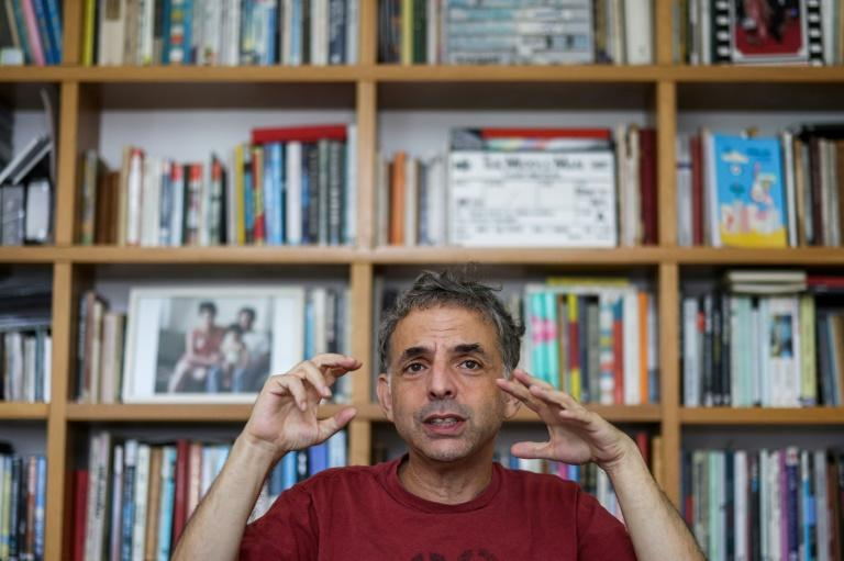 """Israeli author Etgar Keret he is enjoying one of the """"most prolific"""" periods of his life during the pandemic"""