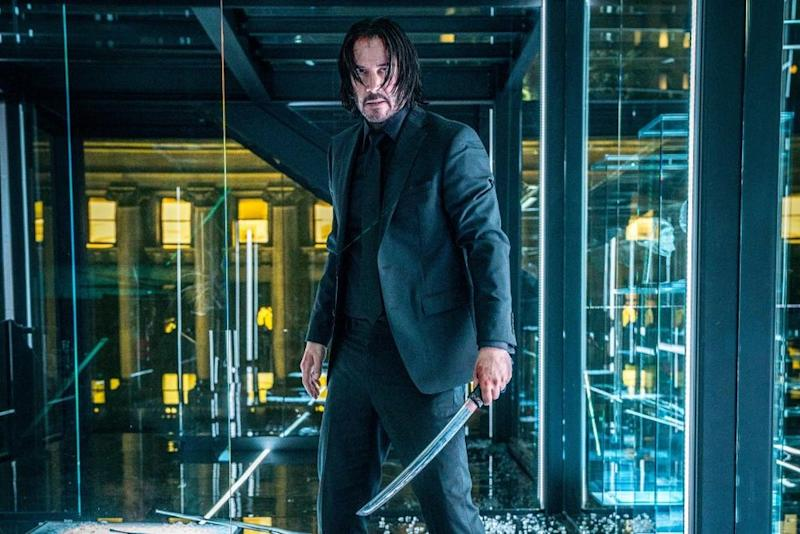 Keanu Reeves in John Wick: Chapter 3 — Parabellum | Niko Tavernise/Lionsgate
