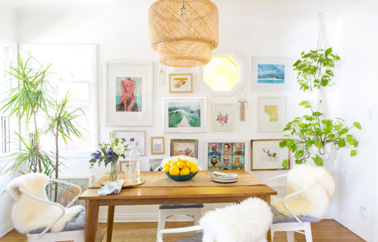 How to Design a Dining Room That's Uniquely You