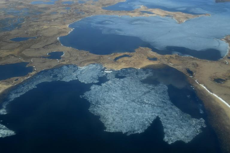 According to scientists, Alaska is warming at twice the rate of the global average