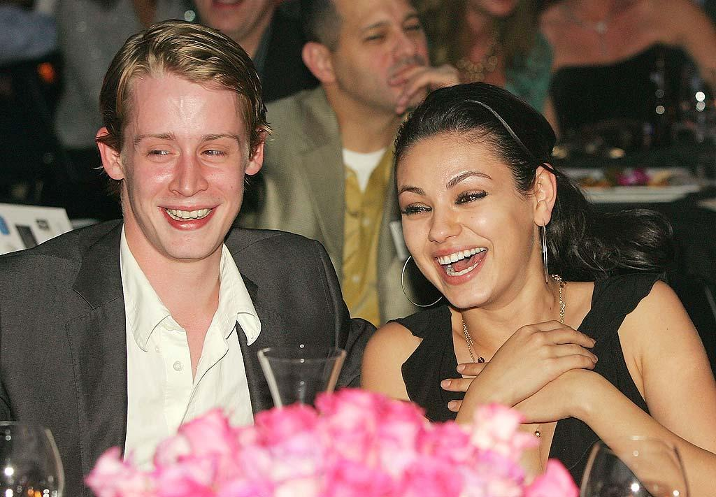 "After spending the majority of their 20s together, ""Home Alone"" star Macaulay Culkin and ""Black Swan"" actress Mila Kunis announced in January that they were ending their eight-year relationship."